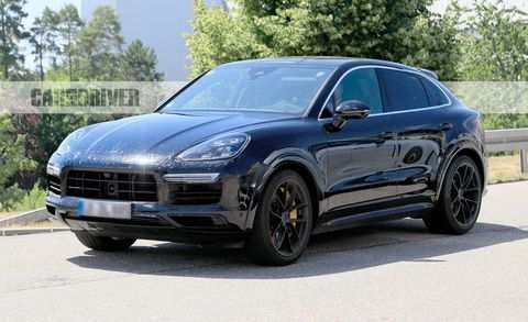 96 A 2020 Porsche Cayenne Turbo S Concept And Review