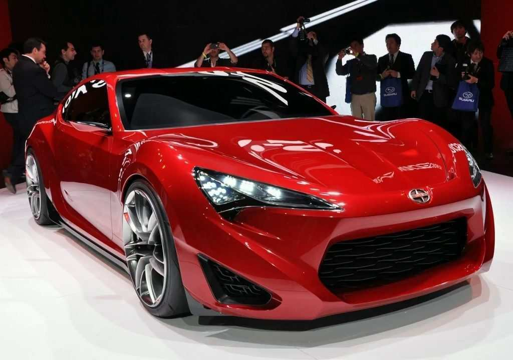 96 A 2020 Scion Frs New Model and Performance   Review ...