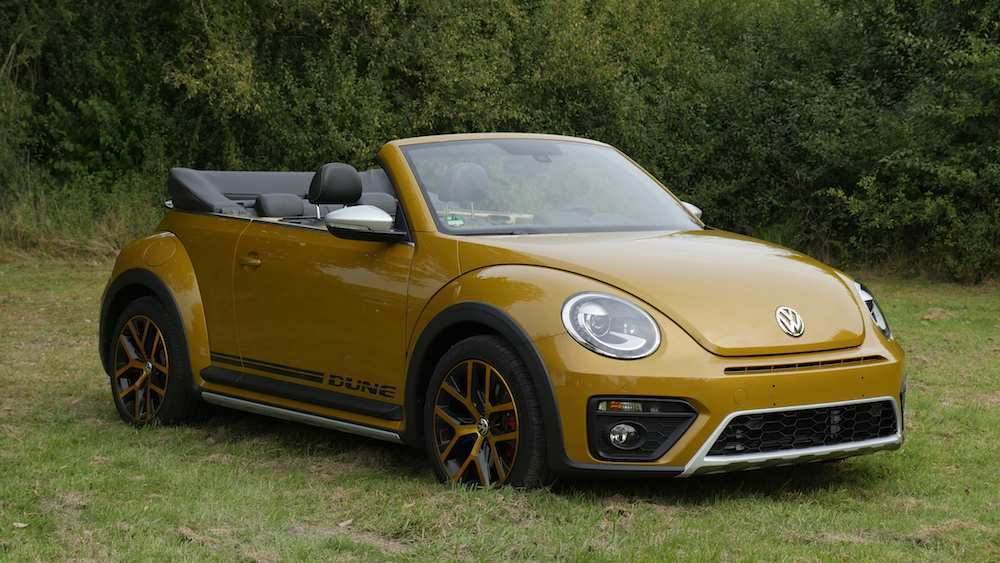 96 A 2020 Vw Beetle Dune Model