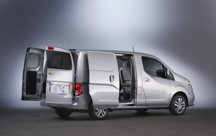96 A Chevrolet Express Van 2020 Review And Release Date