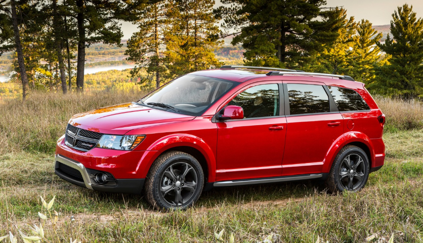 96 A Dodge Journey 2020 Colombia New Concept