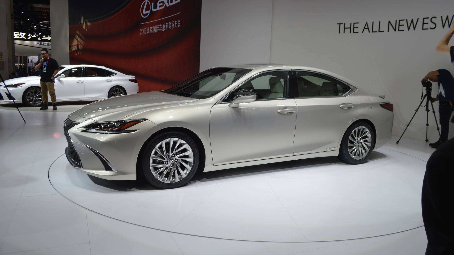 96 A Es 350 Lexus 2019 Redesign And Review