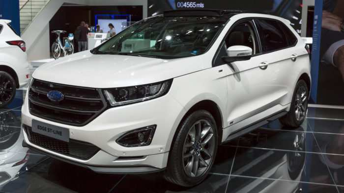 96 A Ford Edge New Design Engine