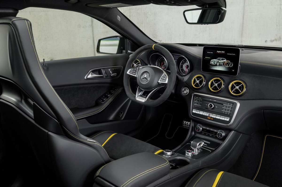 96 A Mercedes Gla 2019 Interior Release Date And Concept