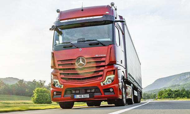 96 A Mercedes Truck 2019 New Review