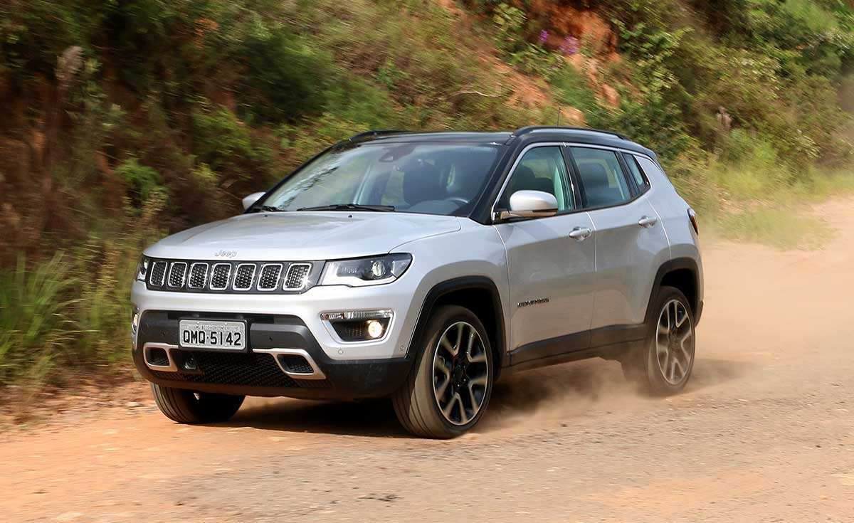96 A Quando Chega O Jeep Compass 2020 Redesign And Concept