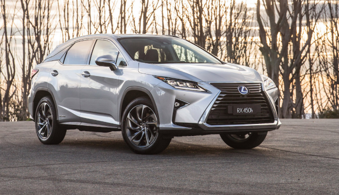 96 A When Will The 2020 Lexus Rx Be Released Redesign And Concept