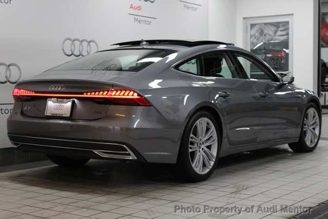 96 All New 2019 Audi A7 Performance