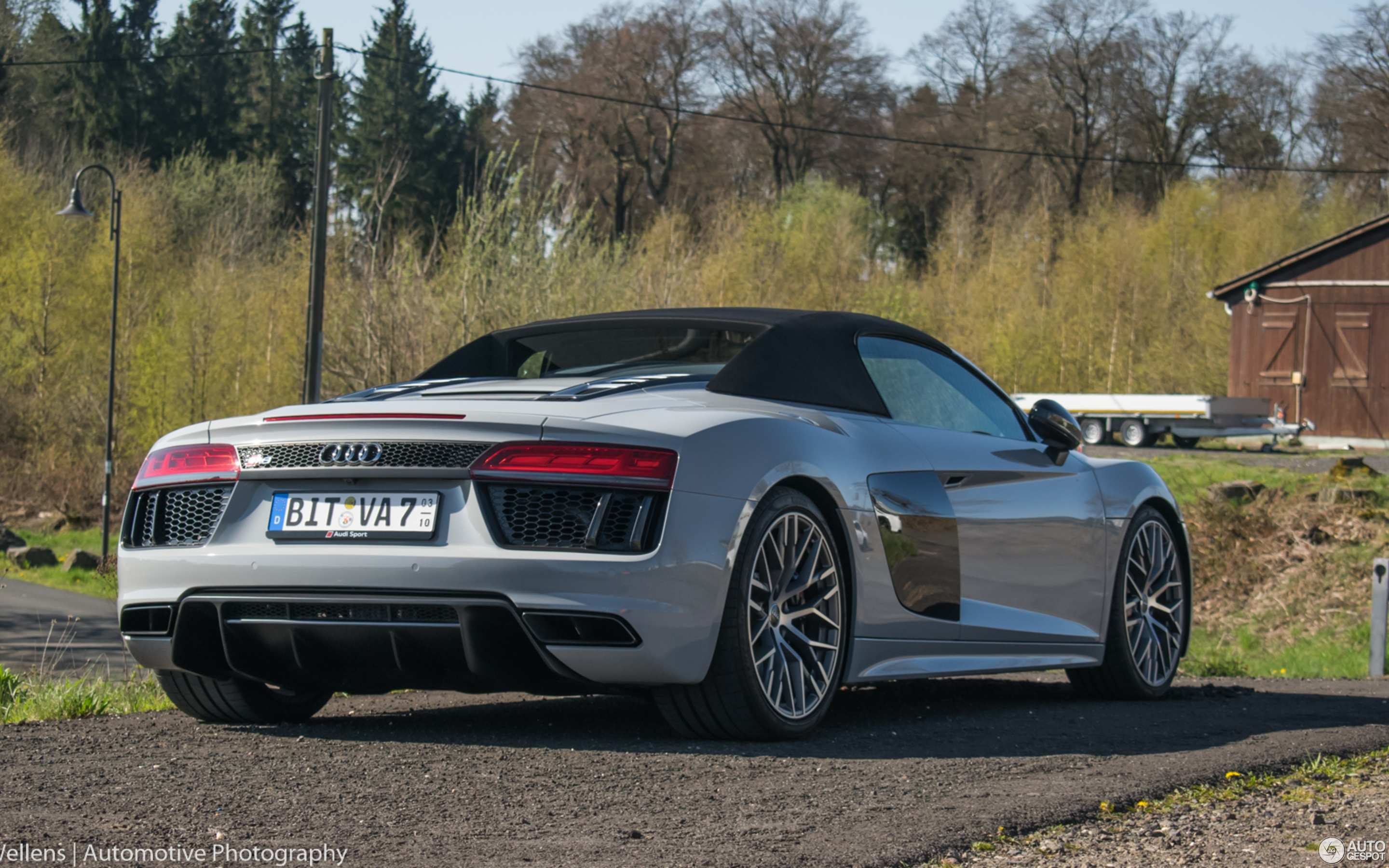 96 All New 2019 Audi R8 V10 Spyder Pricing