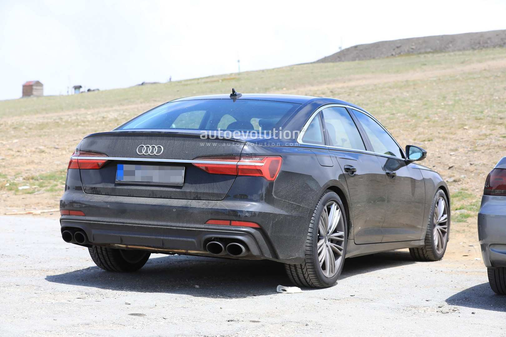 96 All New 2019 Audi S6 Research New