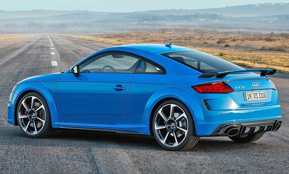 96 All New 2019 Audi Tt Rs Speed Test