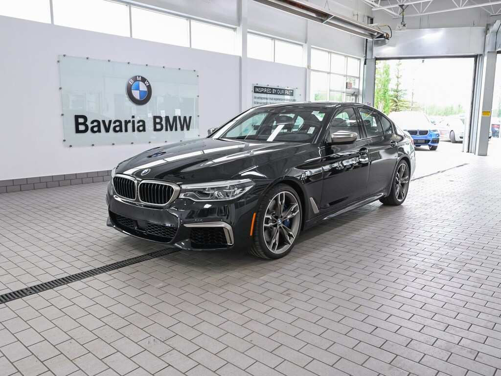 96 All New 2019 BMW 550I Release