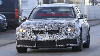 96 All New 2019 BMW M3 Picture