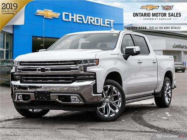 96 All New 2019 Chevrolet Silverado Release