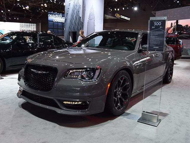 96 All New 2019 Chrysler 300 Srt8 Release