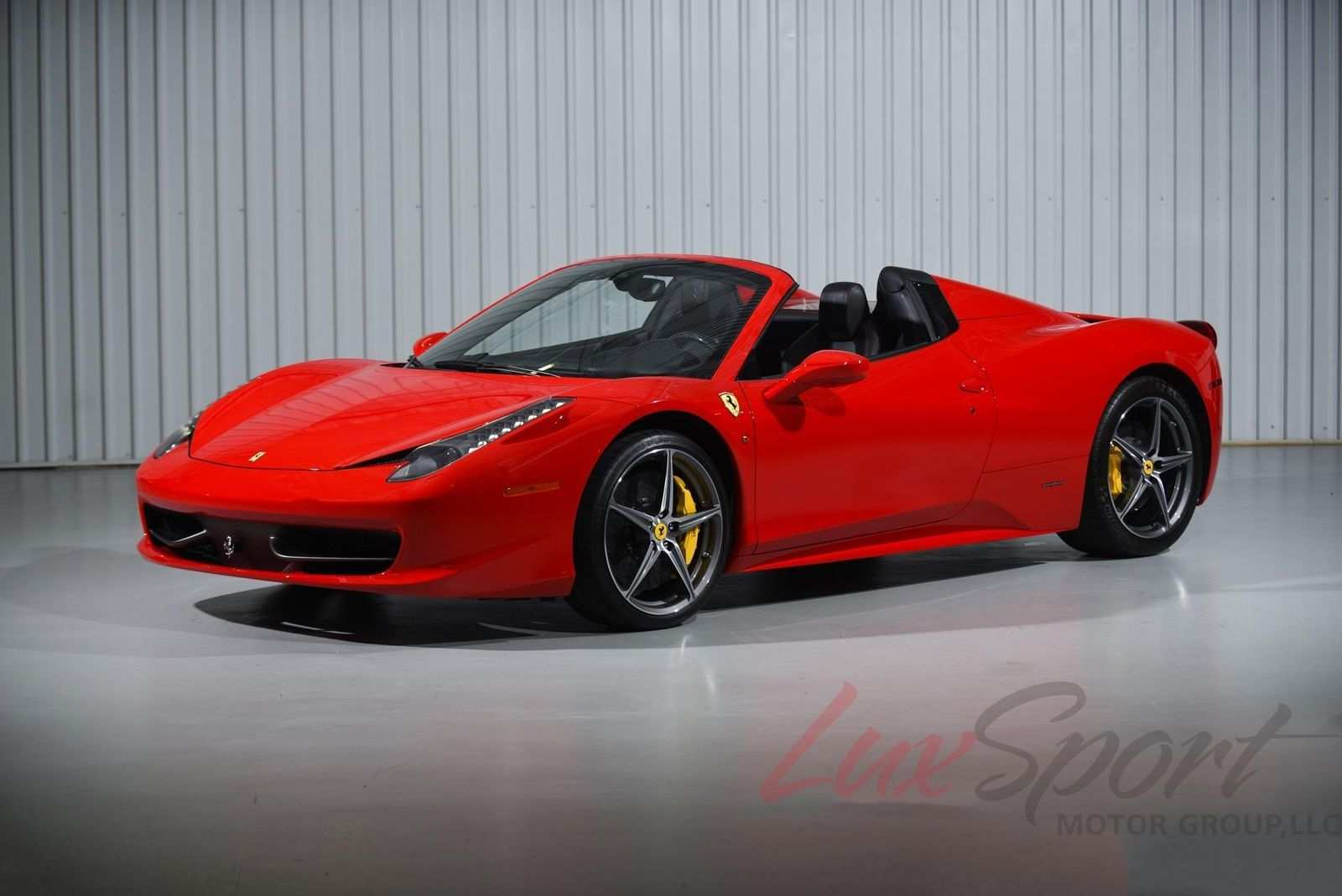 96 All New 2019 Ferrari 458 Spider Wallpaper