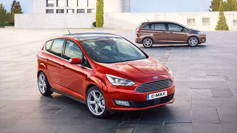 96 All New 2019 Ford C Max Release Date