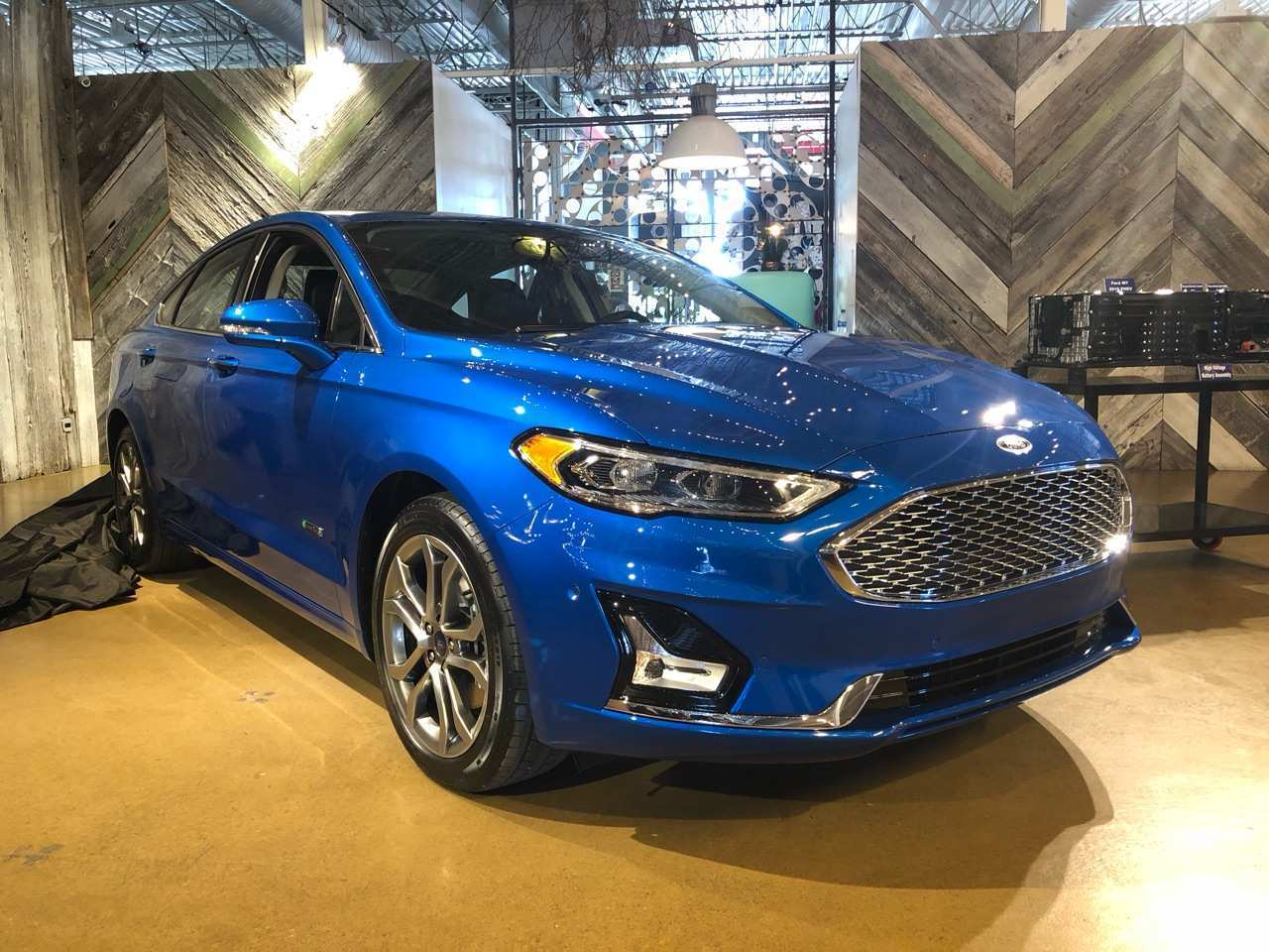 96 All New 2019 Ford Fusion Energi New Concept