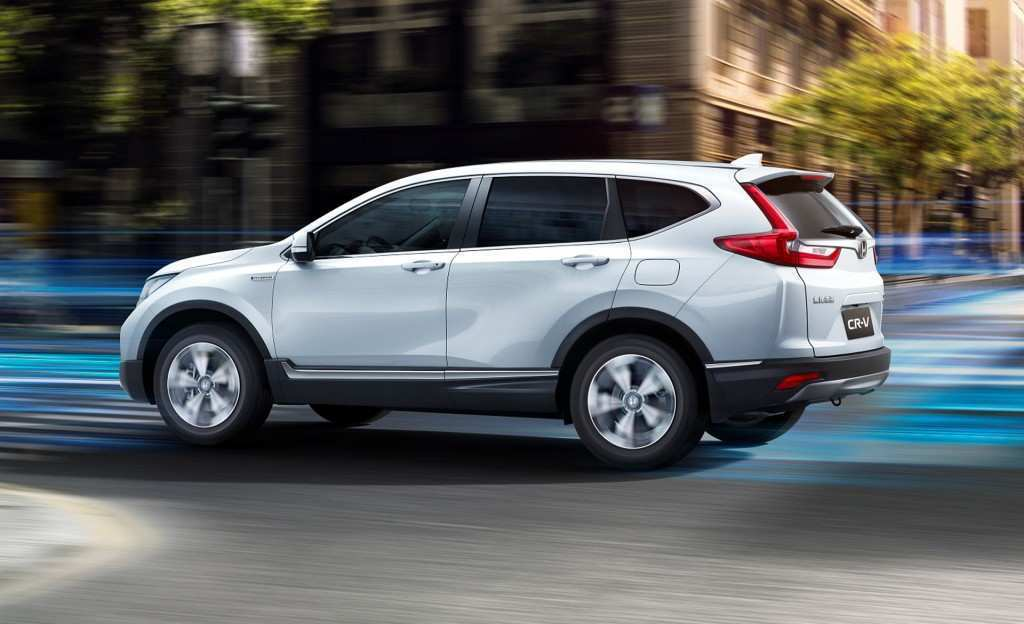 96 All New 2019 Honda CRV Price Design and Review