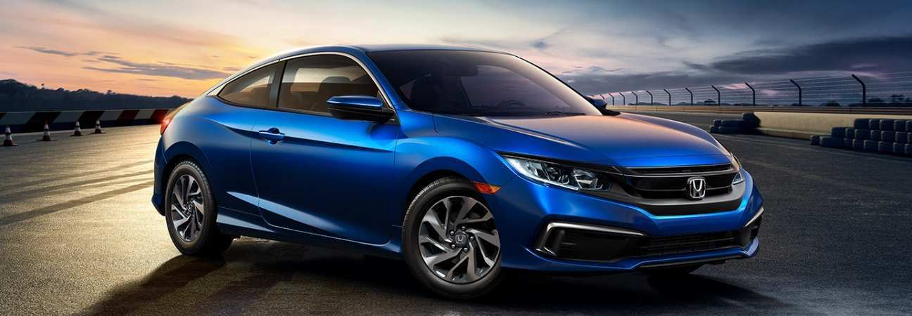 96 All New 2019 Honda Civic Si Sedan Overview