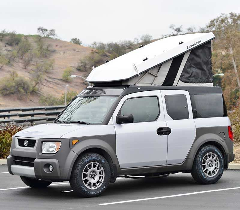 96 All New 2019 Honda Element Configurations