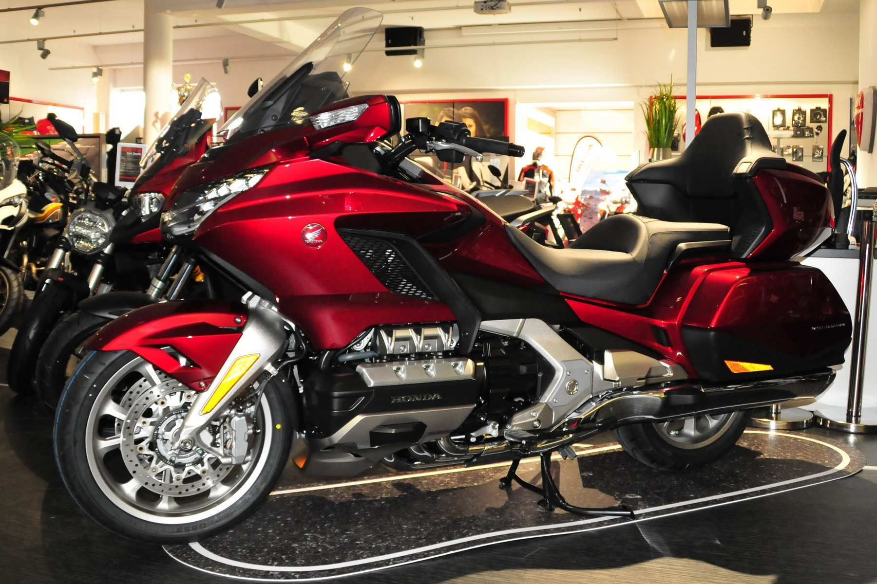 96 All New 2019 Honda Goldwing Changes Redesign And Concept