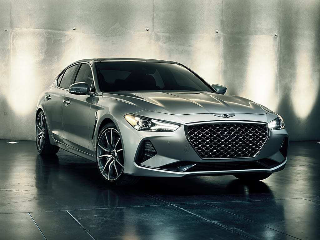 96 All New 2019 Hyundai Genesis Redesign