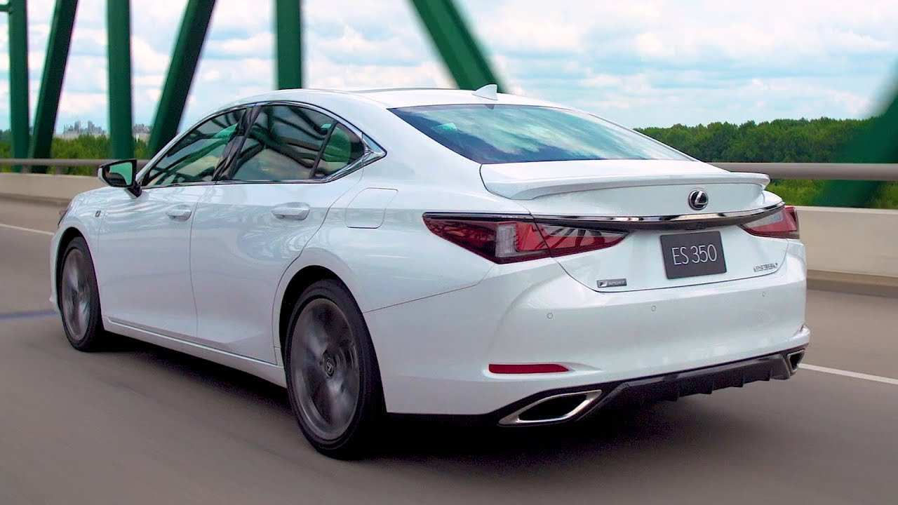 96 All New 2019 Lexus Es 350 Pictures Picture
