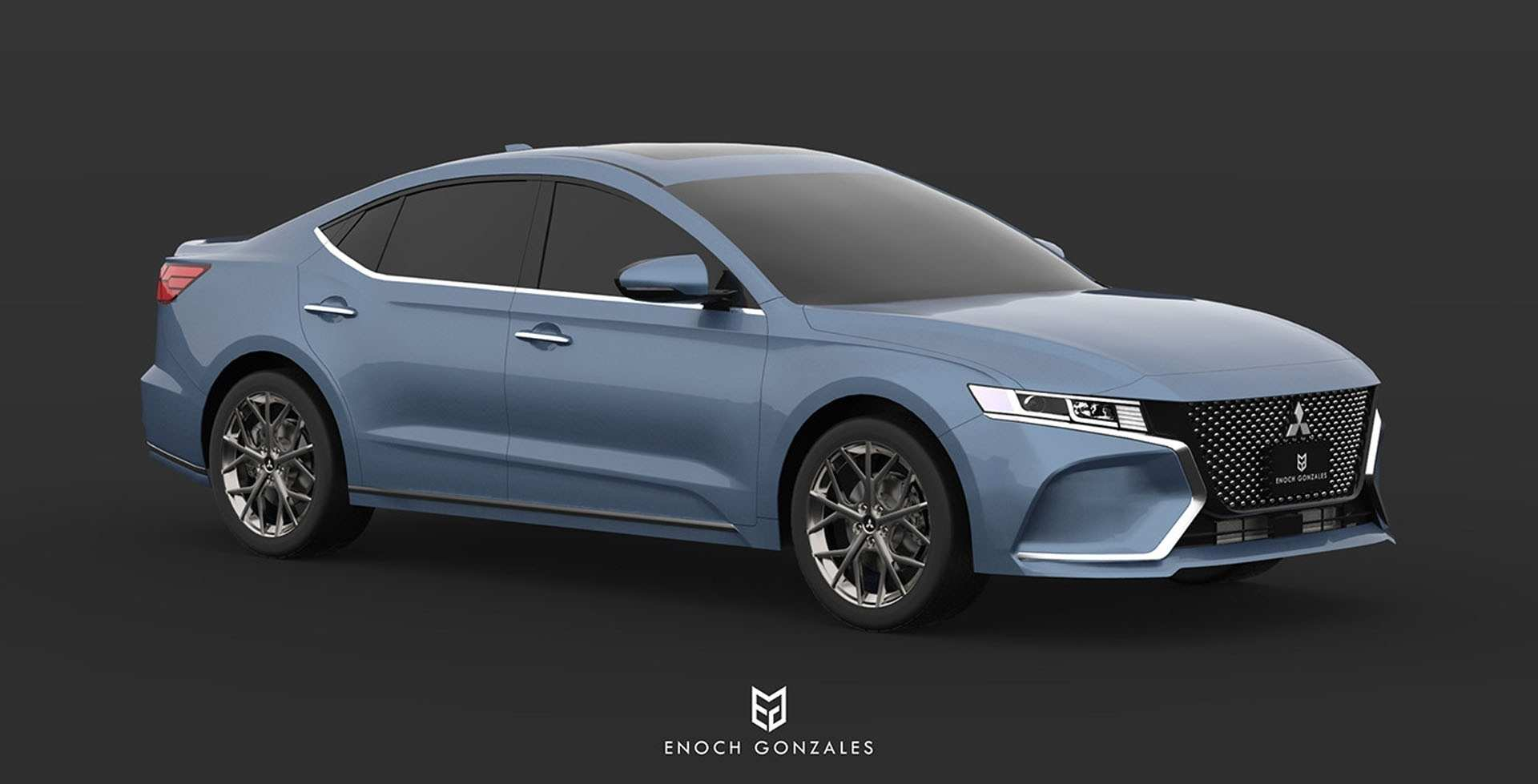 96 All New 2019 Mitsubishi Galant Redesign