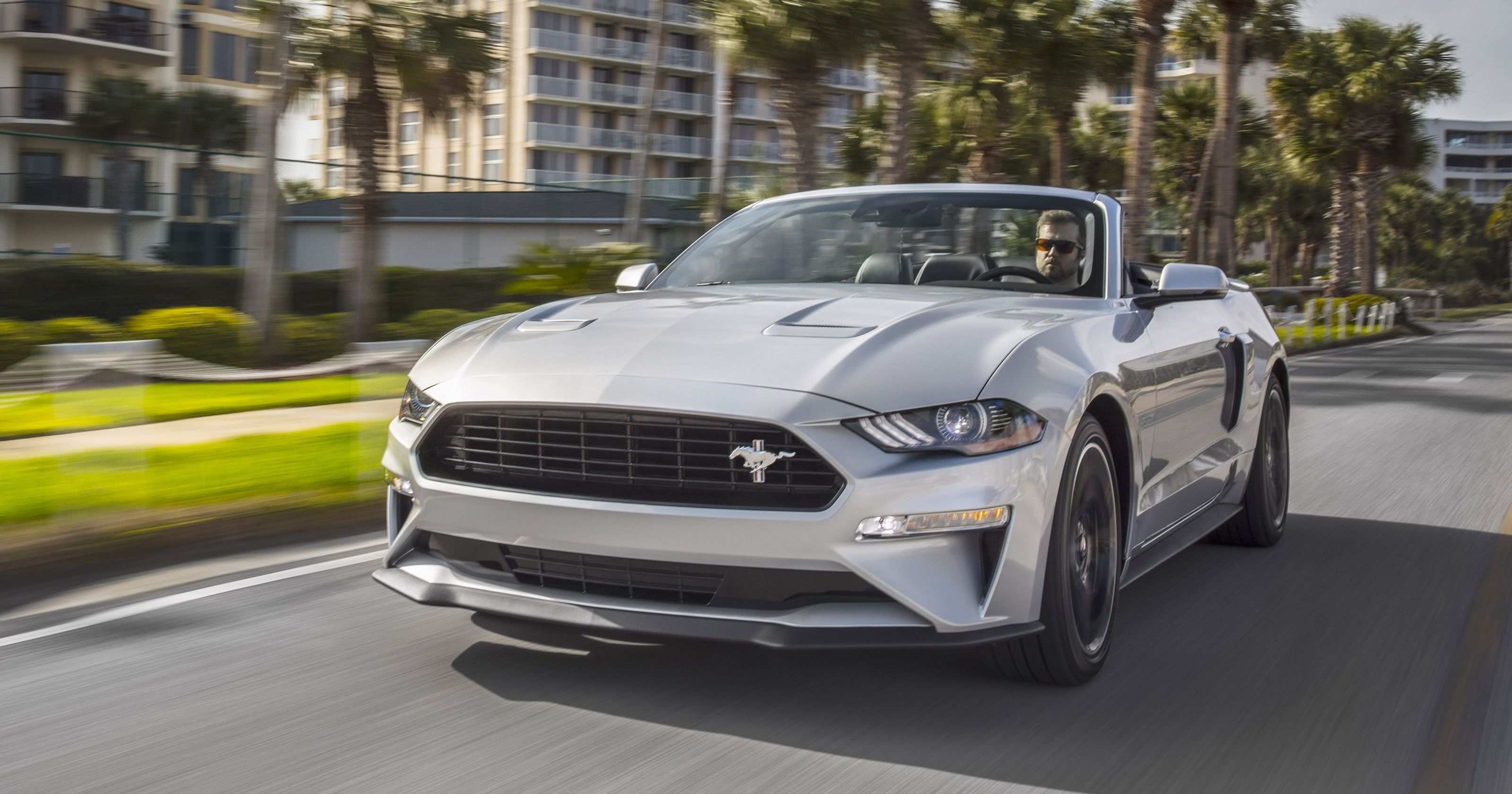 96 All New 2019 Mustang Mach 1 New Review