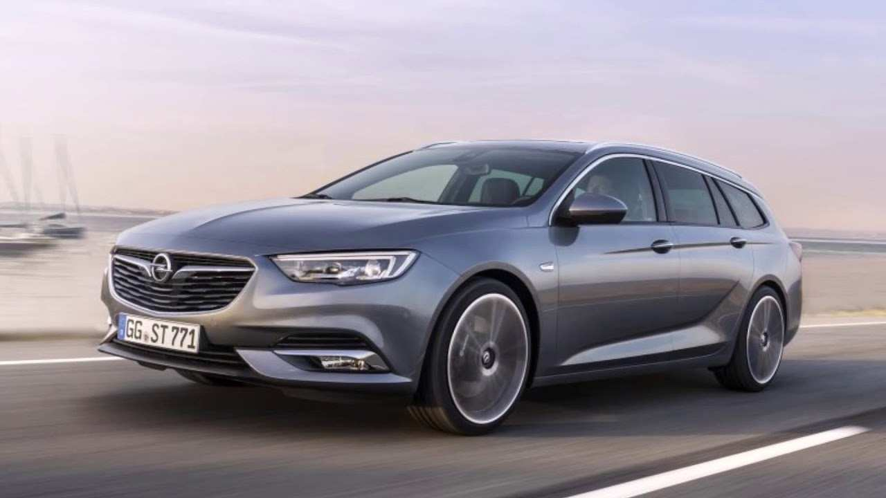 96 All New 2019 New Opel Insignia Spesification