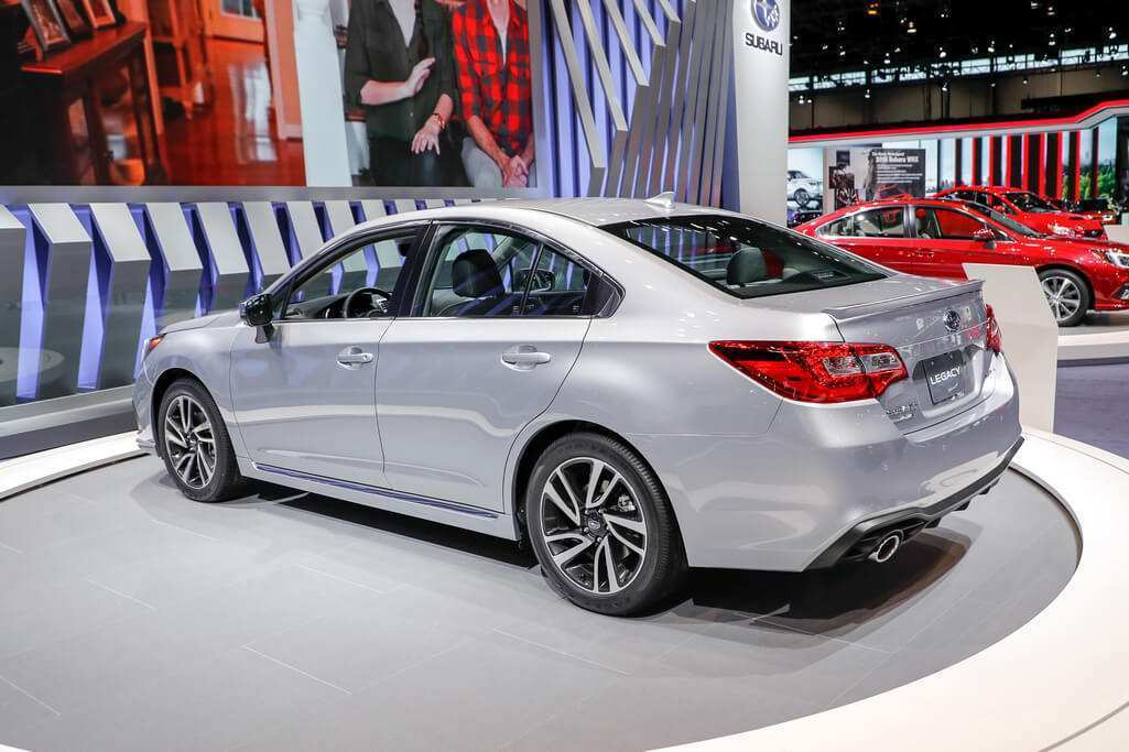 96 All New 2019 Subaru Legacy Turbo Gt Release Date