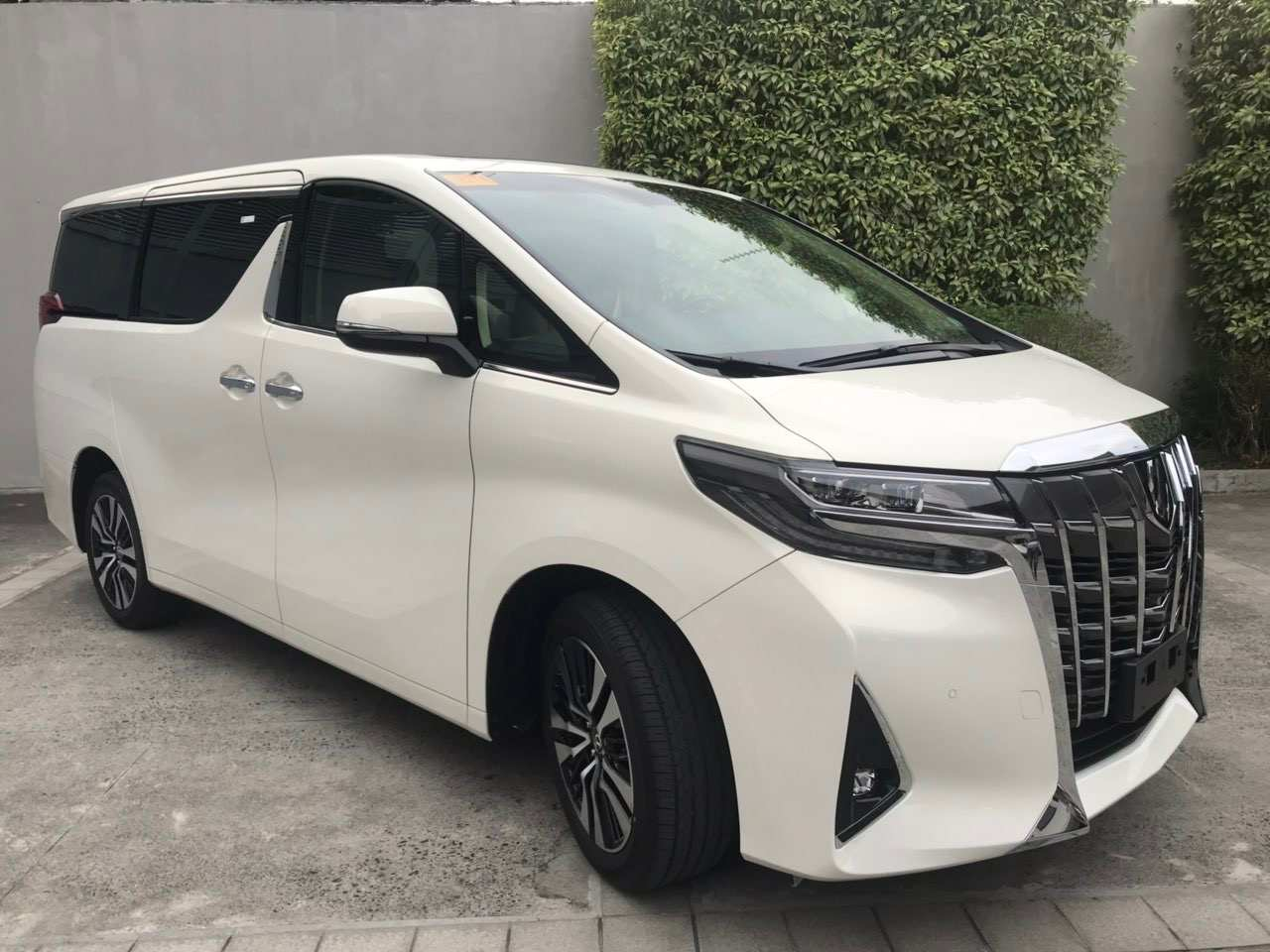 96 All New 2019 Toyota Alphard Price And Release Date