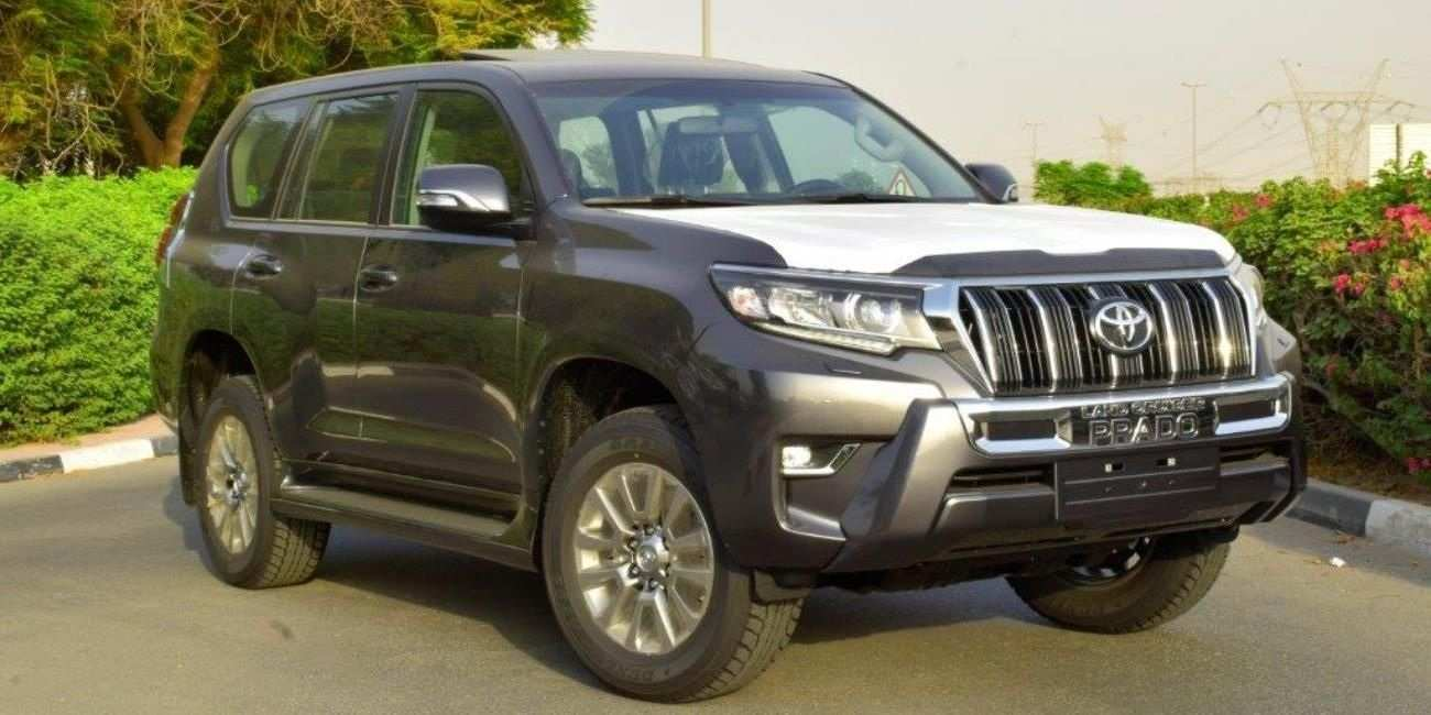 96 All New 2019 Toyota Land Cruiser Diesel New Review