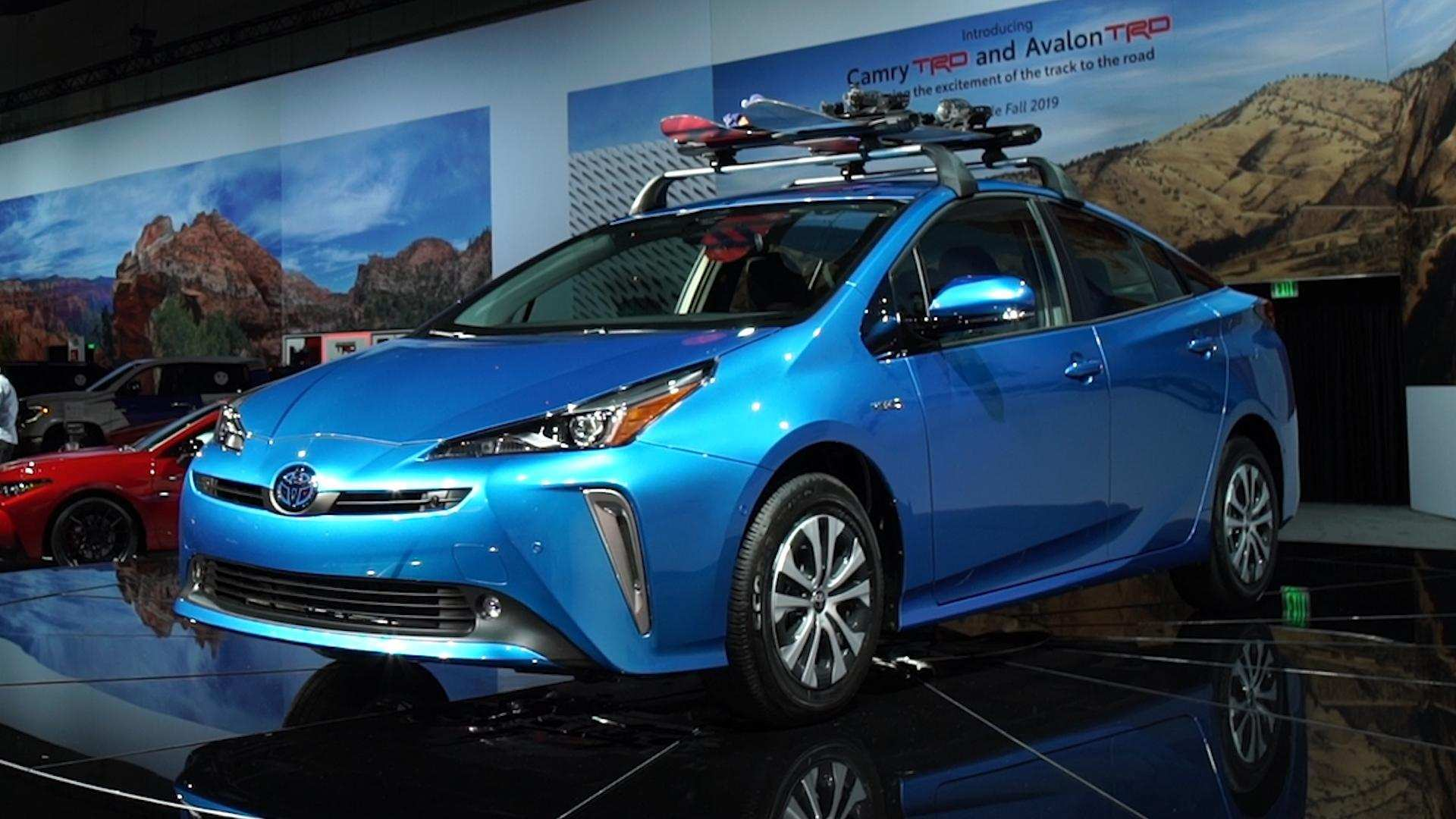 96 All New 2019 Toyota Prius Price And Review