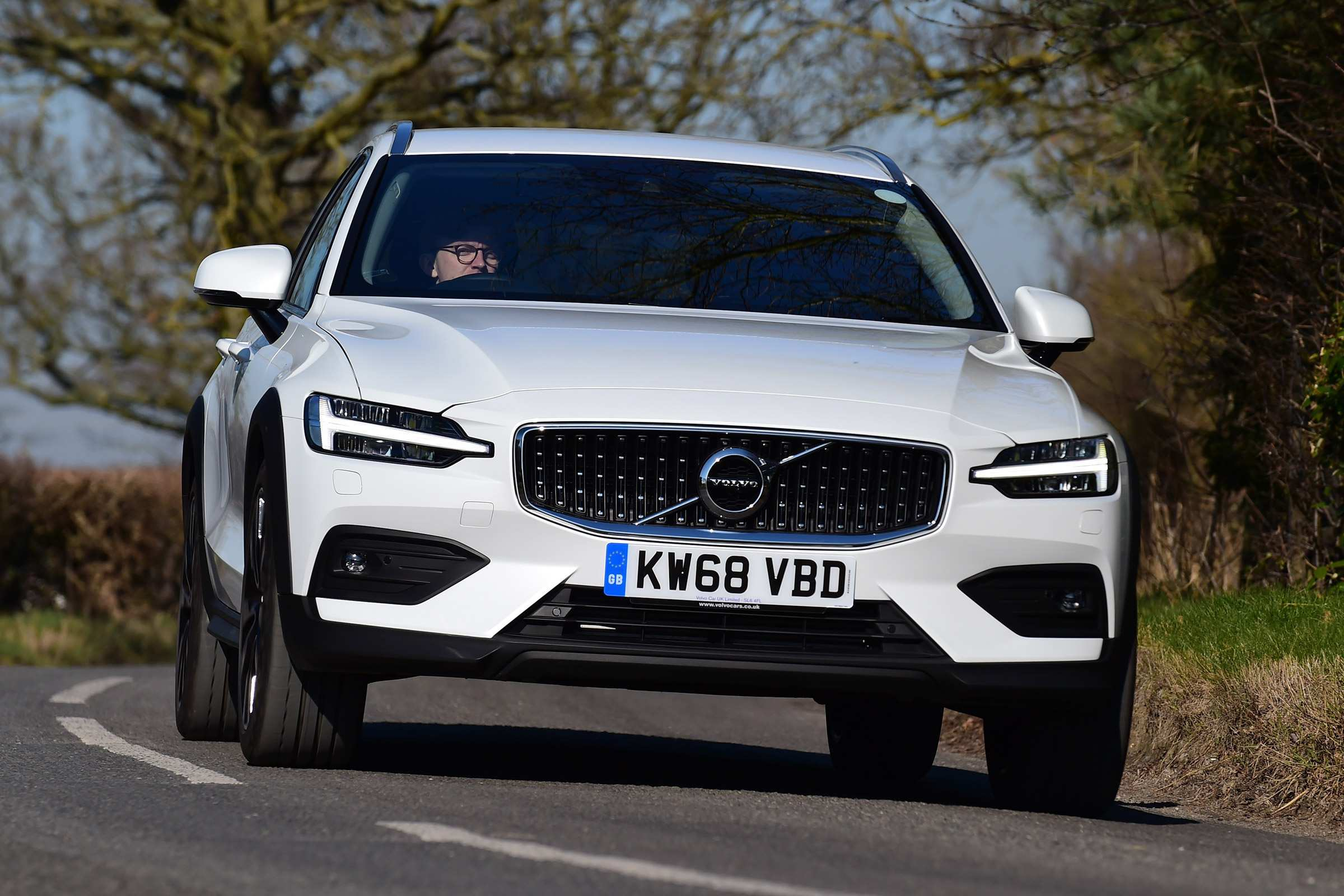96 All New 2019 Volvo V60 Cross Country Concept And Review