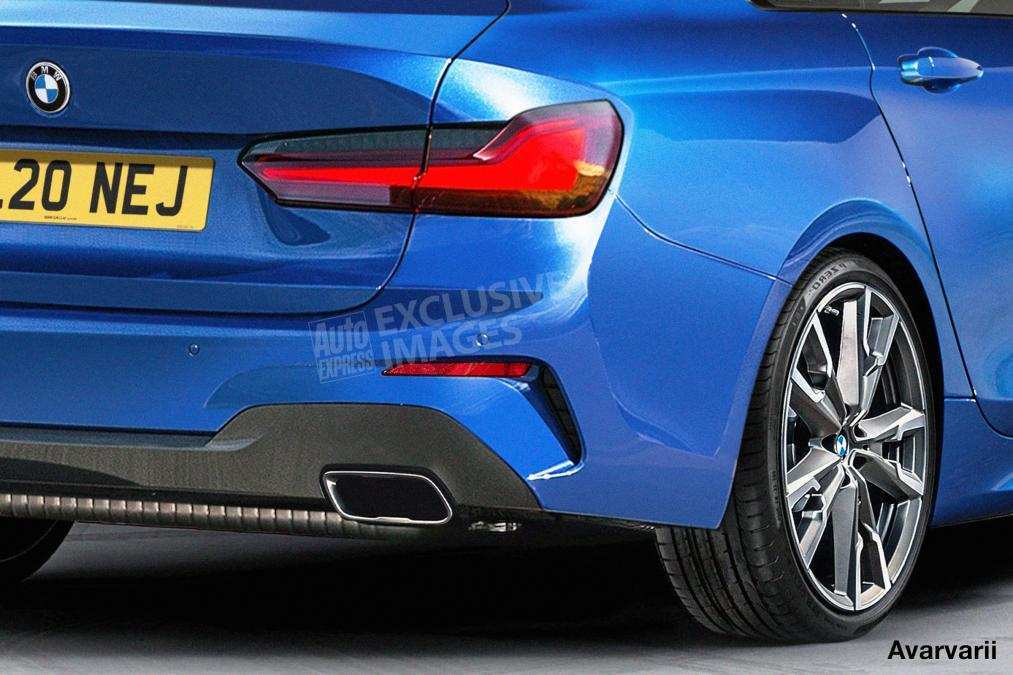 96 All New 2020 BMW 2 Series Picture