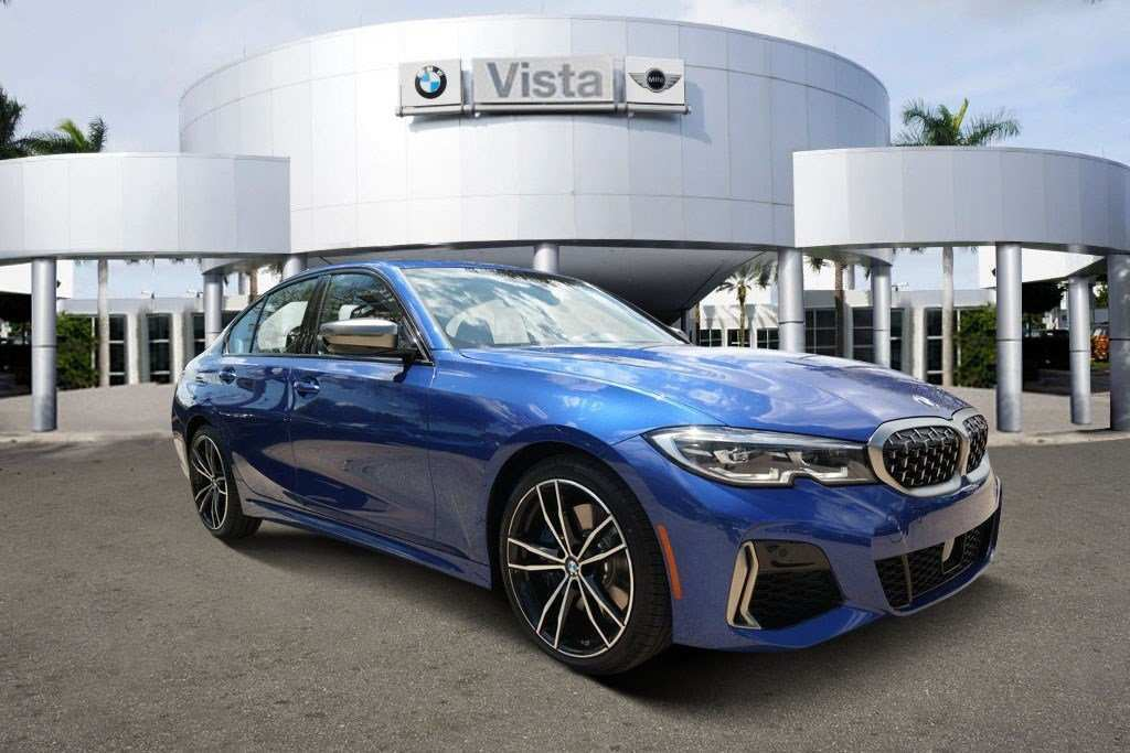 96 All New 2020 BMW 3 Series Picture