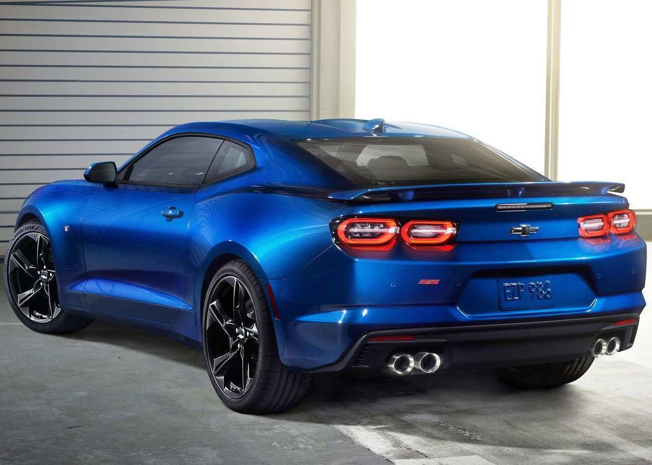 96 All New 2020 Chevy Camaro Pictures