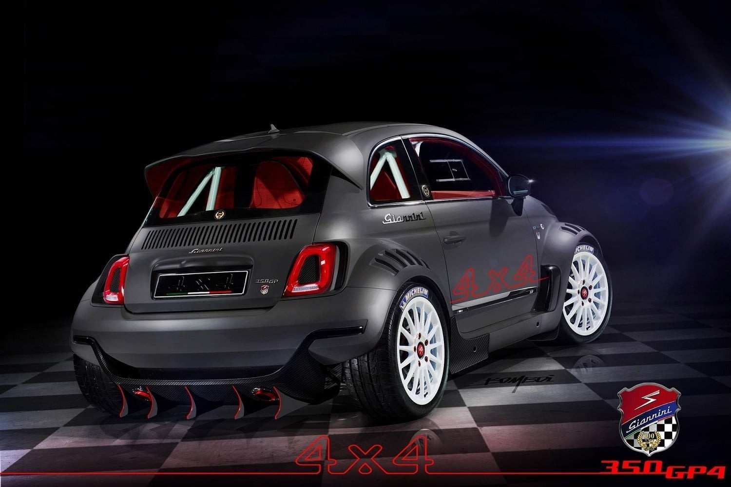 96 All New 2020 Fiat 500 Abarth Configurations