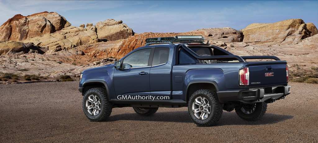96 All New 2020 GMC Canyon Zr2 Rumors