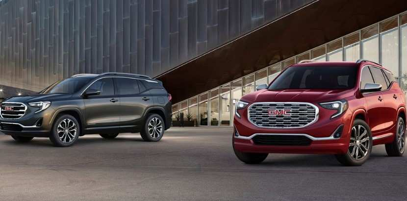 96 All New 2020 GMC Terrain Redesign And Review