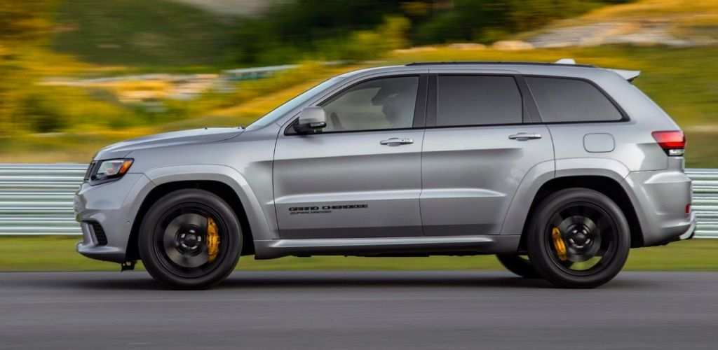 96 All New 2020 Grand Cherokee Srt Hellcat Price Design And Review