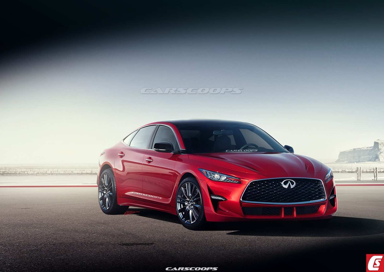 96 All New 2020 Infiniti Q50 Coupe Eau Rouge Concept And Review