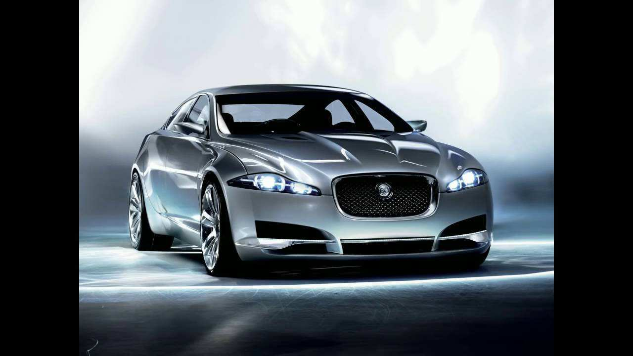 96 All New 2020 Jaguar XJ New Concept