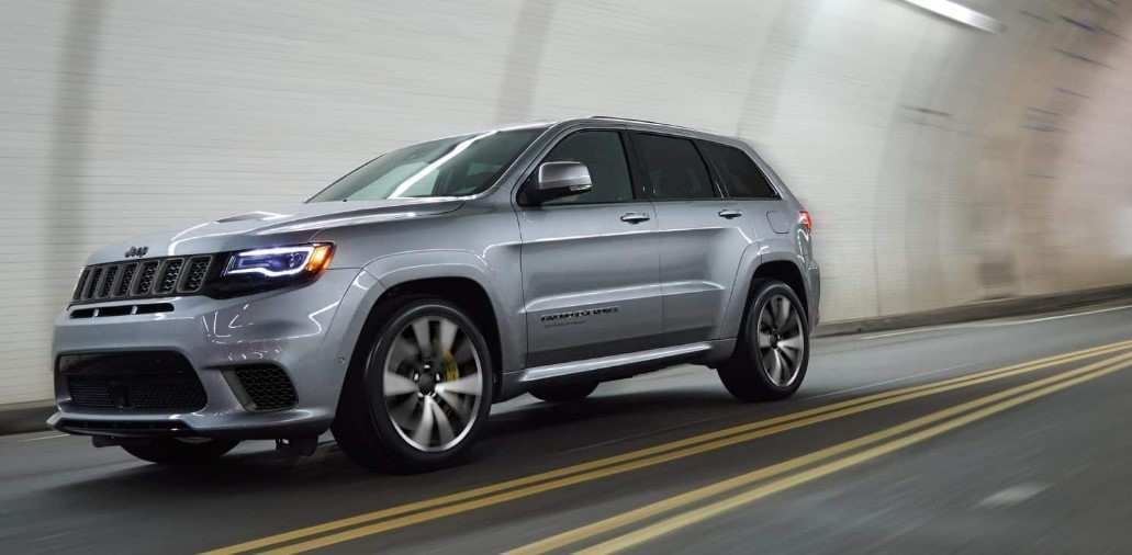 96 All New 2020 Jeep Cherokee Overview