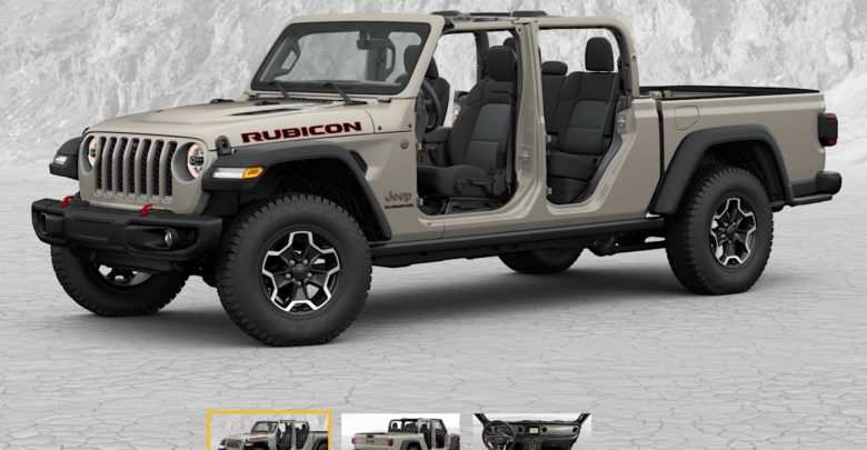 96 All New 2020 Jeep Gladiator Build And Price Review And Release Date