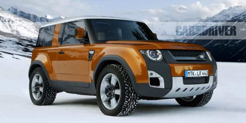 96 All New 2020 Land Rover Defender Redesign