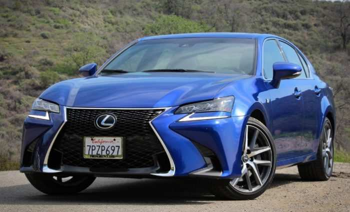 96 All New 2020 Lexus GS F Release Date And Concept