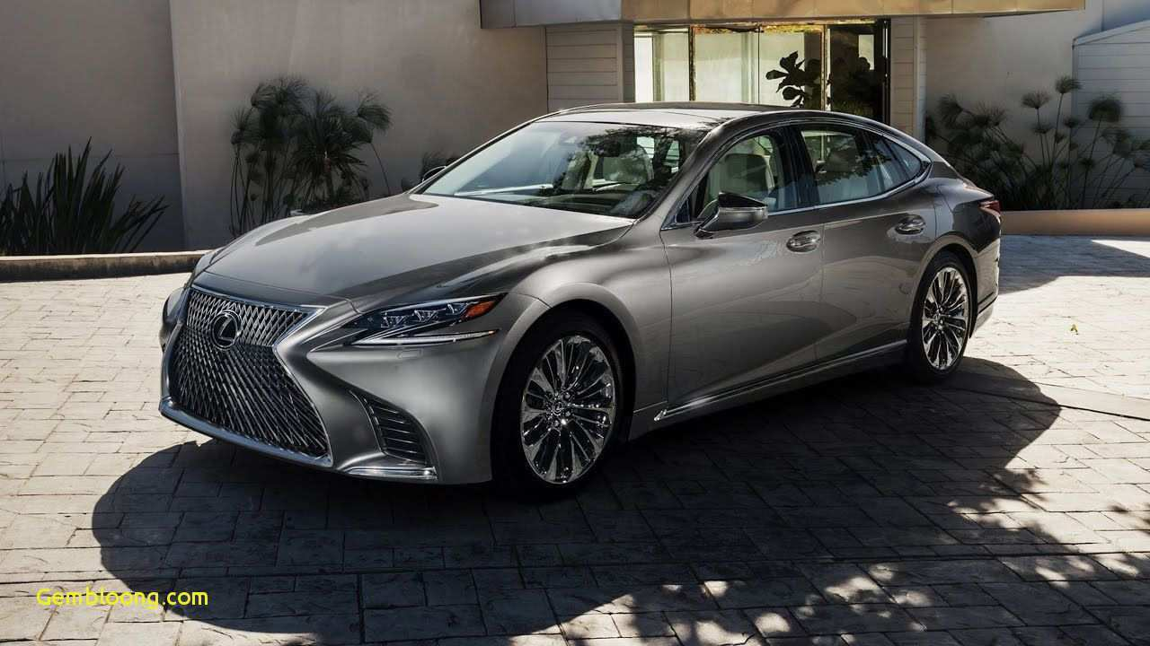 96 All New 2020 Lexus IS 250 Redesign